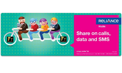 Reliance STV Youth Pack: Free Unlimited Calls with Friends, SMS and Internet at Rs 24