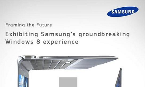 Samsung set to Unveil Windows 8 devices on October 15