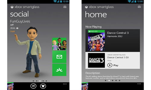 Xbox SmartGlass For Android Now Available on Google Play for Great Action Onscreen