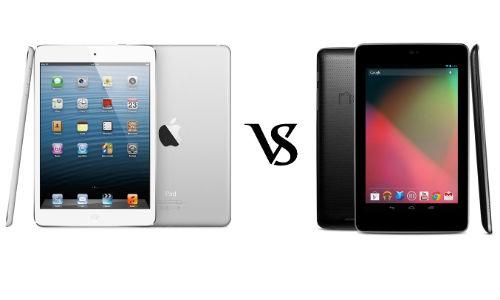 Drop Test of iPad Mini vs Nexus 7: Apple Tablet Grabs the Crown [Video]