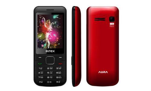 Intex Launches Aura Dual SIM Handset With 1,800 mAh Battery at Rs 1,690