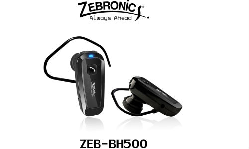 Zebronics launches new lightweight  wireless headset for Rs 450