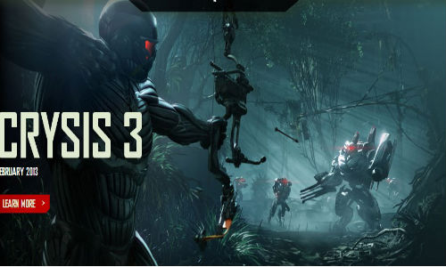 Crysis 3 Pre-Order and Get Free Digital Download of Original Crysis Game
