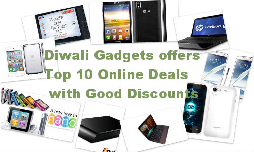Diwali Gadgets Offers Top 10 Online Deals With Good Discountsjpg