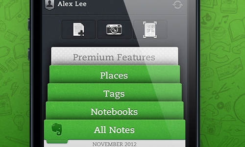 Evernote 5 for iPhone, iPad and iPod Touch Coming Very Soon