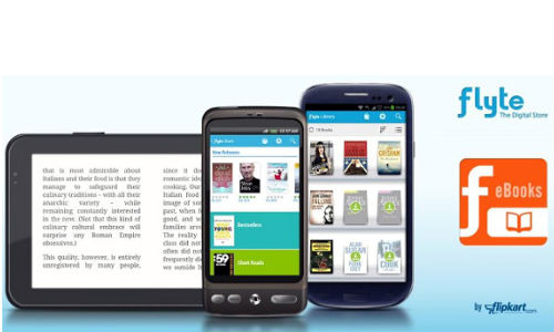 Flipkart Flyte: India's Online Retailer enters into eBooks Business