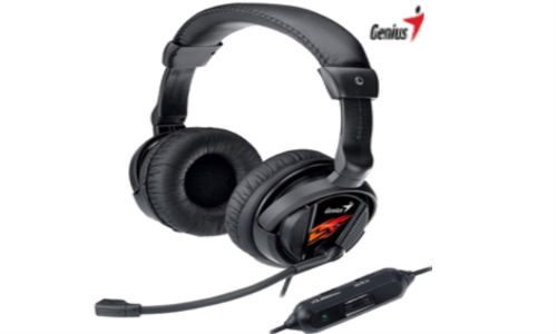 Genius HS-500X Headband Headset Launched in India at Rs 690