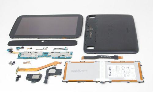 Nexus 10 Teardown: Samsung-Google Tablet is Easier to Repair than Apple Products
