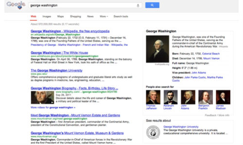 Google Search Result Pages Revamped: Looks More Simpler and Cleaner
