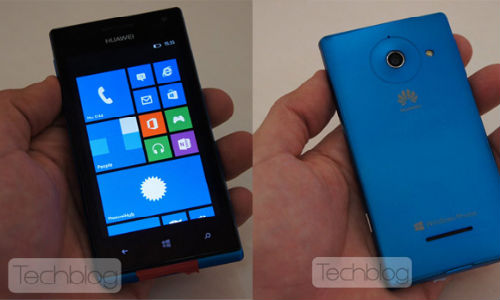 Huawei Ascend W1 Video Leak: Windows Phone 8 Handset Alleged to be Priced at Rs 11,000