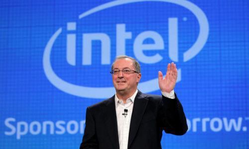 Intel CEO Paul Otellini to Retire in May 2013