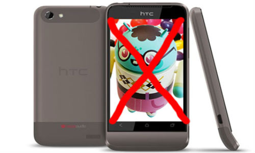 Jelly Bean Update: HTC One V and Desire C will not get Android 4.1