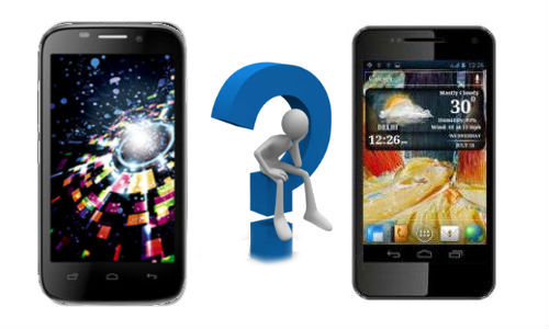 Lava Xolo A700 vs Micromax Superfone A90S Pixel: Solve Your Confusion on Which Smartphone to Buy?