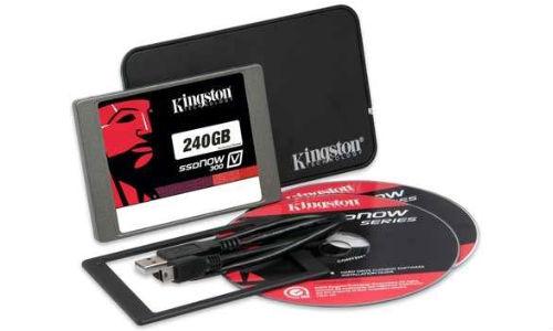 Kingston Digital Announces Next-Gen SSDNow V Series