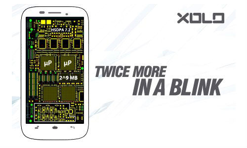Lava XOLO A700: Dual SIM Android ICS Phone with MT6577 Dual Core Processor Coming Soon