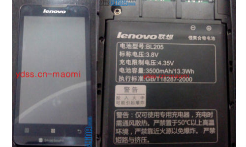 Lenovo P770 Android Jelly Bean Handset With 3,500mAh Battery: The Next Big Thing in Smartphone Arena