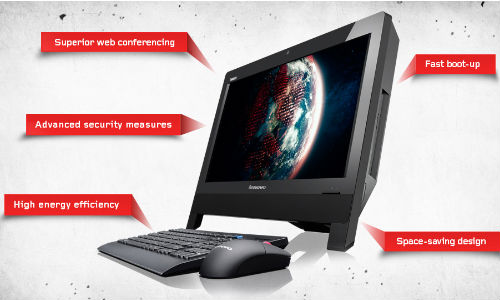 Lenovo ThinkCentre Edge 62Z: All-in-One Desktop PC Launched in India, Starting Price Rs 26,000