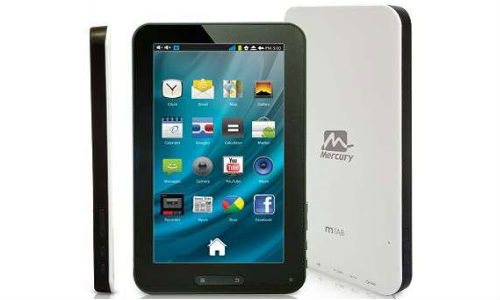 Mercury Announces Diwali Festive Scheme on mTab Range of Tablets