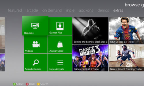 Microsoft Starts to Roll Out Xbox 360 System Update to fix SmartGlass and Xbox Music Bugs and Issues