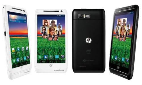 Moto RAZR i MT788: Chinese Version of Droid Razr M Launched with 4.3 inch qHD Display, 2 GHz Intel CPU and More