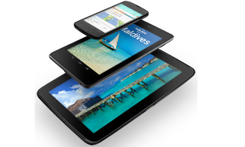Nexus 4 and Nexus 10 Release Update: Google Confirms Sales to Start Directly on November 13