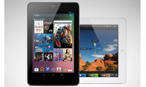 Nexus 7 to Mark 5 Million Sales By 2012-end