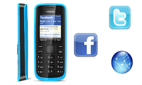 Nokia 109: Next Gen Budget Feature Phone Launched with Integrated Twitter and Facebook at Rs 2,257