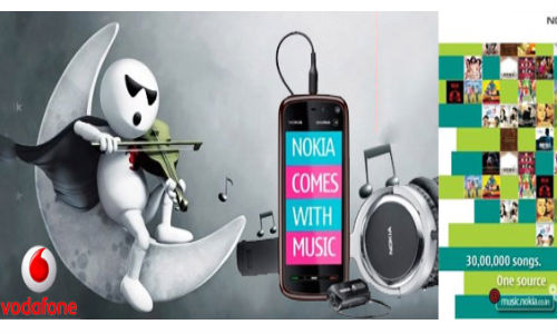 Vodafone and Nokia tie up to bring Carrier Billing for Nokia Music Store