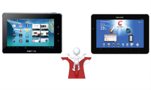 Pantel Penta T-Pad WS703C vs Celkon Celtab CT2: Which Budget Tablet with Voice Call Support Should You Pick?
