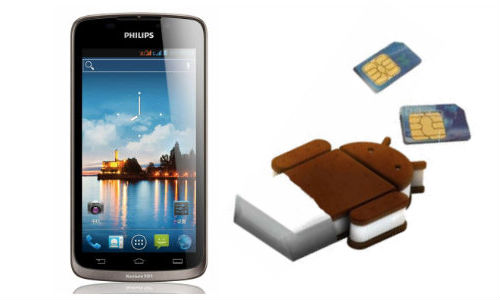 Philips W832 Xenium: Dual SIM Android Smartphone Coming with Dual-core Processor, 8MP Camera and A Big Battery