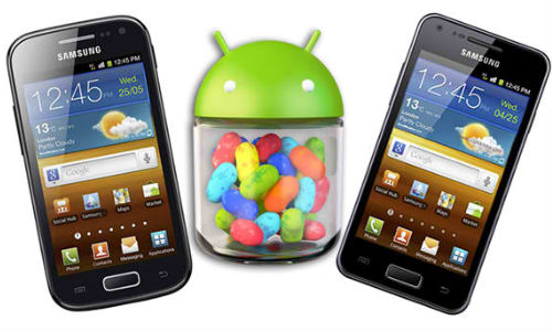 Samsung Galaxy S Advance to Receive Android 4.1.2 Jelly Bean Upgrade in January