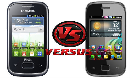 Samsung Galaxy Y Duos Lite vs Micromax A25 Smarty: Which Budget Dual SIM Smartphone Should You Buy?