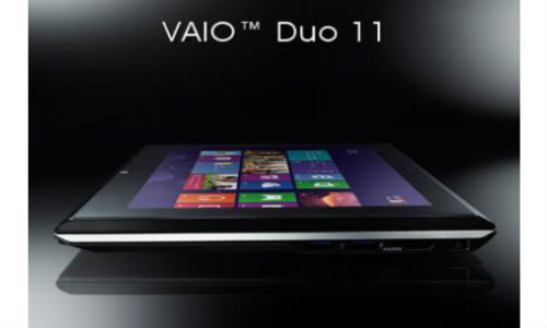 Sony Vaio Duo 11 Launched in India at  Rs 89,900: Top 5 Windows 8 Hybrid Tablets to Challenge the New Rival