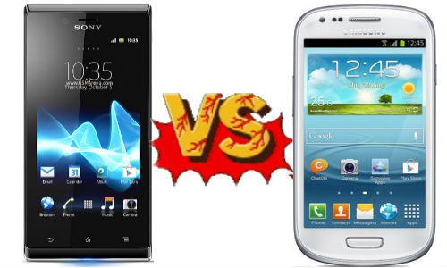 Sony Xperia J vs Samsung Galaxy S3 Mini: Clash of the Mid-Range Android Smartphone Titans
