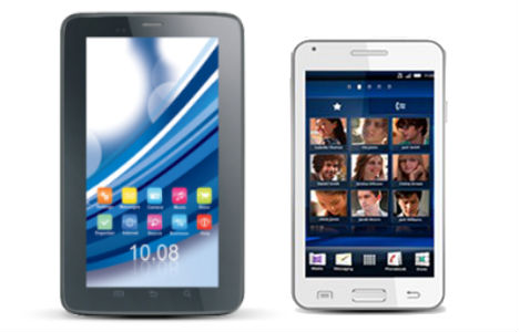 Swipe Unveils Fablet F1 Tab and Legend Tab: Budget Phablet and Dual SIM Tablet at Rs 8,990 and Rs 10,999