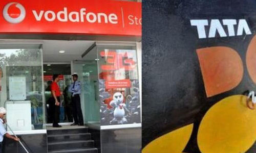 Tata Teleservices to Pay Termination Fee for SMS to Vodafone