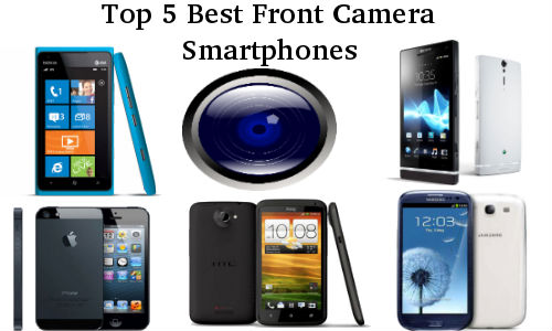 Top 5 Latest Smartphones with Best Front Facing Camera