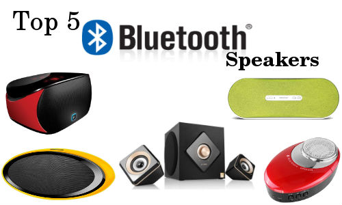 Top 5 Bluetooth Speakers to Enhance Audio Experience on Your Smartphones and Tablets