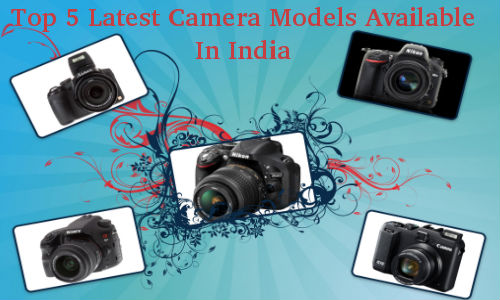 Top 5 Latest Digital Cameras with CMOS Sensor Available Online in India