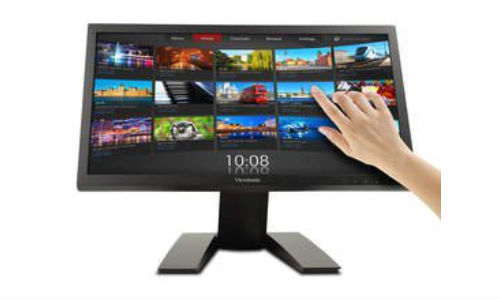 ViewSonic TD2220: Dual Point Optical Touch Display Now on Sale in India at Rs 16,999