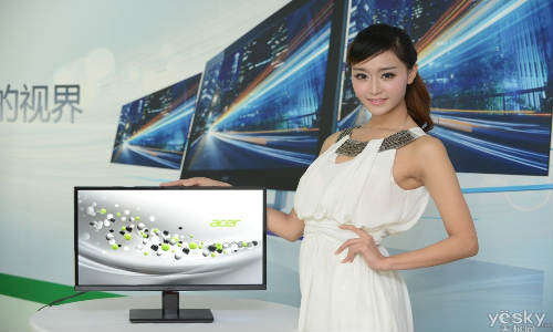 Acer Launches H6 Series LED-Backlit Monitors