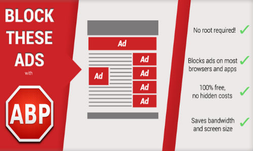 Adblock Plus for Android Now Available on Google Play, Offers Ad-Free App and Web Experience