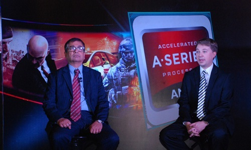 AMD Introduces A-Series Processors in India, Starting Price Rs 3,000
