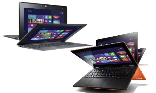Asus Taichi vs Lenovo IdeaPad Yoga: Fight Between Windows 8 Tablet/Laptop Convertibles Begin