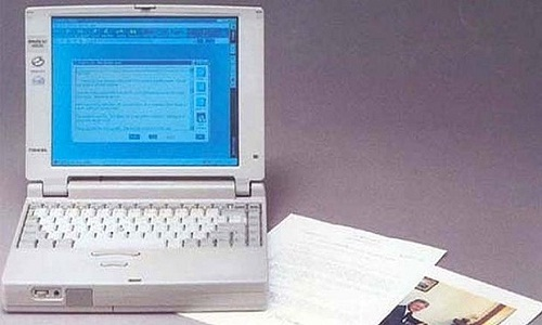 For Sale: Bill Clinton Laptop with First Presidential Email