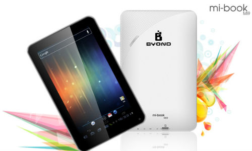Byond Launches Mi-book Mi5 and Mi-book Mi9 Tablets Under Rs 7,500 Price Tag: What's the Difference?