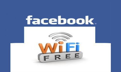 Facebook Free Wi-Fi Service Coming Soon for Checked-In Users