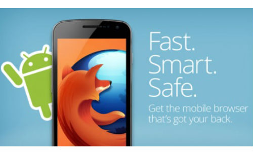 Mozilla Confirms Firefox Support for ARMv6 Android Smartphones