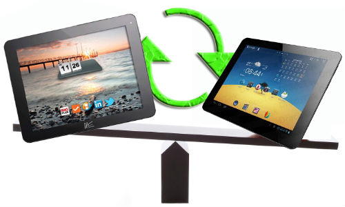 HCL ME G1 vs Wicked Leak Wammy Athena: Shootout of the Budget Dual Core Tablets