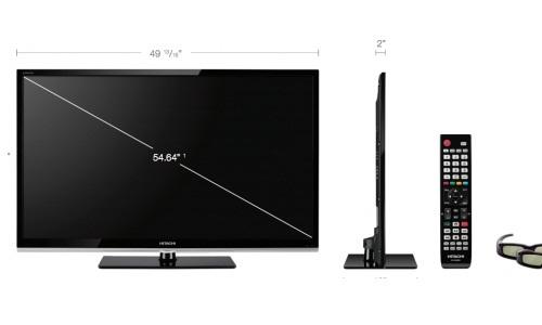 Hitachi Announces New Range of Full 3D Smart TVs and HDTVs